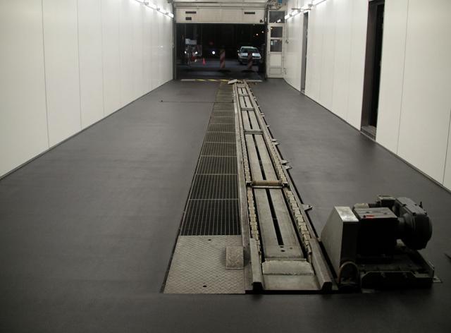 Garagevloer door Devafloor