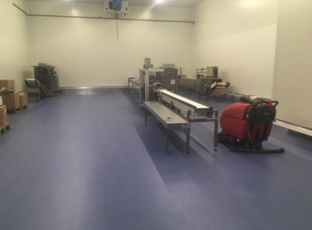 Nouveau sol industriel pour le groupe A. De Witte - 3