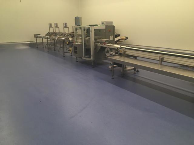 Nouveau sol industriel pour le groupe A. De Witte - 5