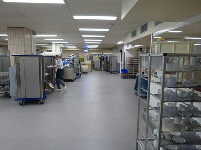 Acrylaatgietvloer door Devafloor